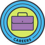 Careers Badge