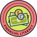 Financial Badge